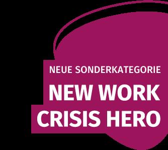 NEW WORK CRISIS HERO